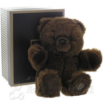Histoire d'Ours Medium Gift Boxed Brown Teddy Bear