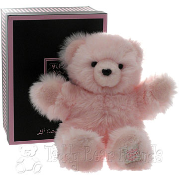 Histoire d'Ours Medium Gift Boxed Pink Teddy Bear