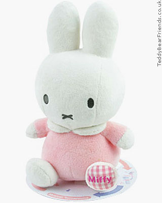 Rainbow Designs Miffy Turnaround Musical