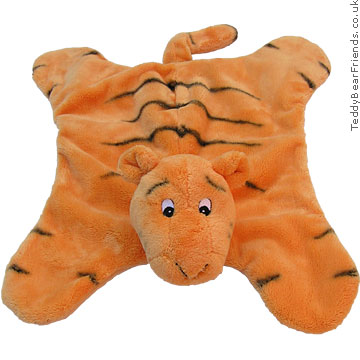 Gund Mini Tigger Comfy Cozy Baby Blanket