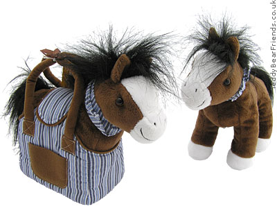 Augusta Du Bay Miniature Play Pony
