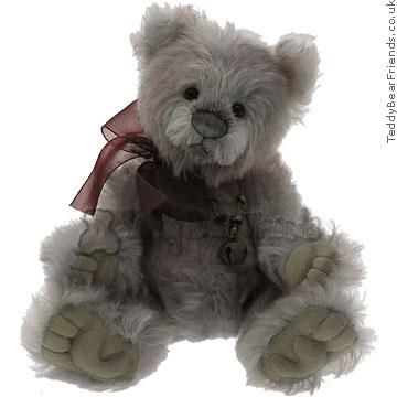 Charlie Bears Minimo Collection Scallywag
