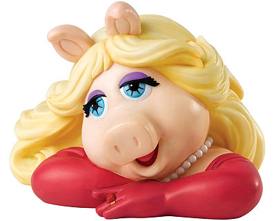 Disney Enchanting Collection Miss Piggy Money Bank