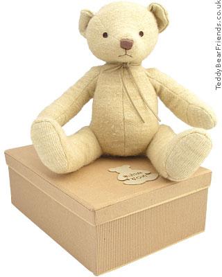 Histoire d'Ours Ivory Mohair Bear
