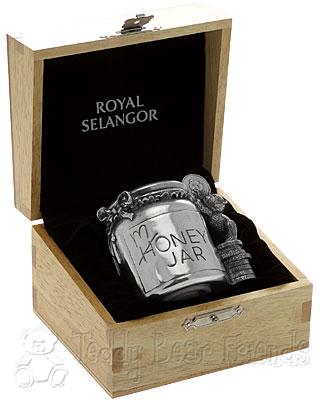 Royal Selangor Money Jar Coin Box in Gift Box
