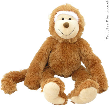 Egmont Monkey Teddy