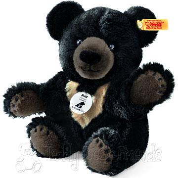 Steiff Moonie Black Bear