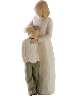 Willow Tree Mother And Son