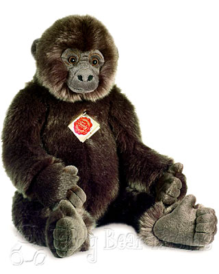 Teddy Hermann Mountain Gorilla