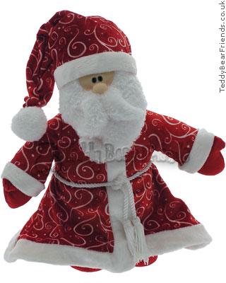 Gund Mr Kringle Father Christmas