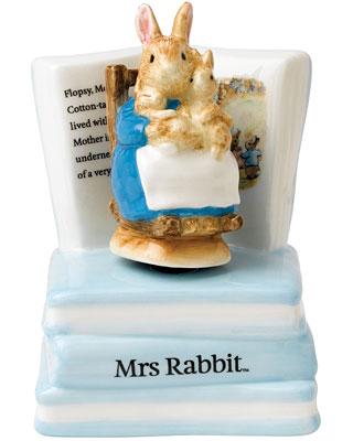 Border Fine Arts Mrs Rabbit Musical