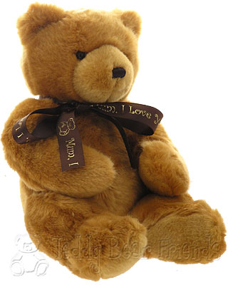 Mum I Love You Teddy Bear Teddy Hermann 91167 8