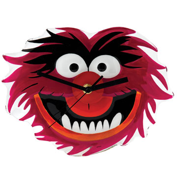 Disney Enchanting Collection Muppets Animal Clock