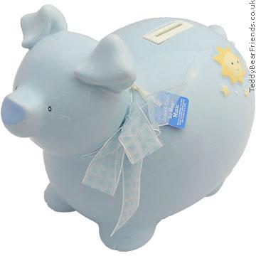 Baby Gund Musical Piggy Bank