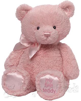 Baby Gund My 1st Teddy Medium