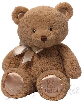 Baby Gund New My 1st Teddy Bear