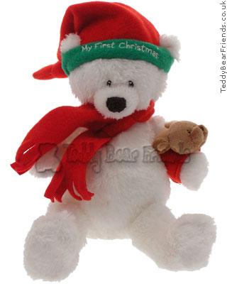 Gund My First Christmas Flurry