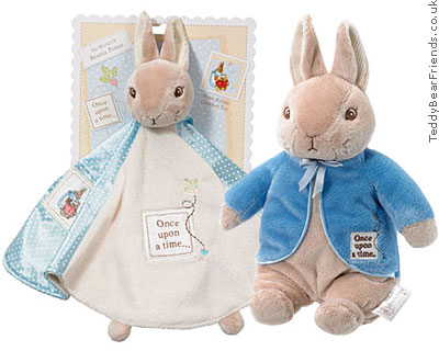 Rainbow Designs My First Peter Rabbit and Comfort Blanket
