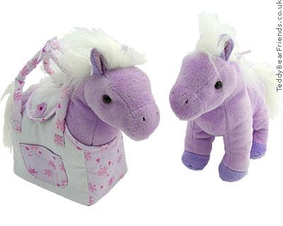 Augusta Du Bay Pretty Pony and Bag