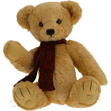 Clemens Spieltiere Nala Traditional Teddy Bear