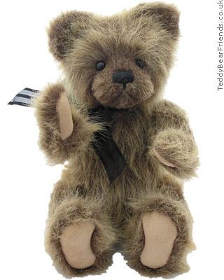 Charlie Bears Nathan Jointed Bear