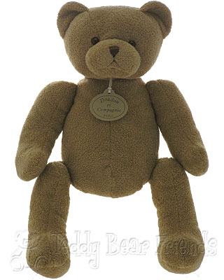 Doudou et Compagnie Natural Teddy Bear