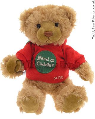 Gund Need a Cuddle Bear