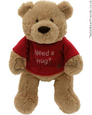 Gund Need a Hug Bear