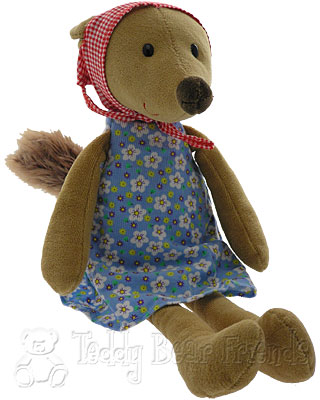Gund Neighbourwood Shirley Squirrel