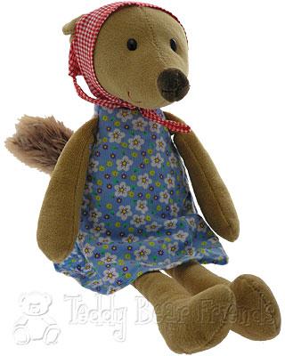 Gund Neighbourwood Shirley Squirrel