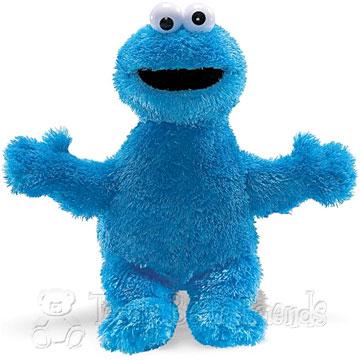 Gund New Cookie Monster