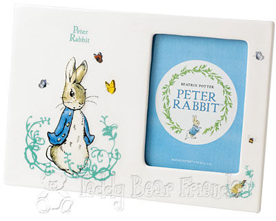 Border Fine Arts New Peter Rabbit Photo Frame