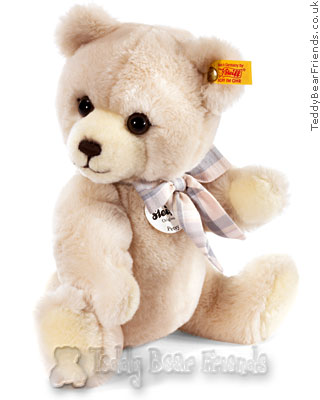 Steiff New Petsy Teddy Bear