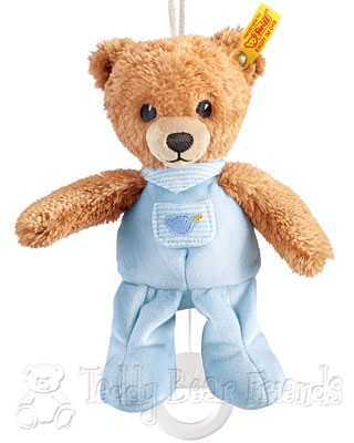 Steiff Baby New Sleep Well Teddy Bear Music Box