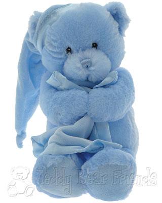 Baby Gund Nighty Night Musical Blue Bear