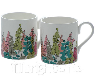 Roy Kirkham Nina Campbell Coffee Mug Set