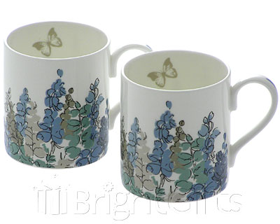 Roy Kirkham Nina Campbell Coffee Mugs