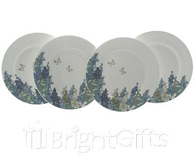 Roy Kirkham Nina Campbell Fairfield Plates