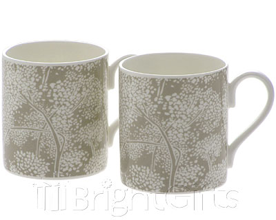 Roy Kirkham Nina Campbell Woodsford Coffee Mugs