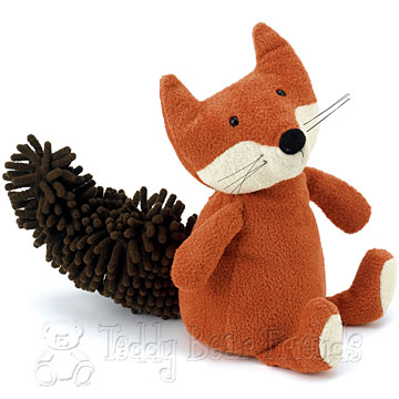 Jellycat Noodle Fox