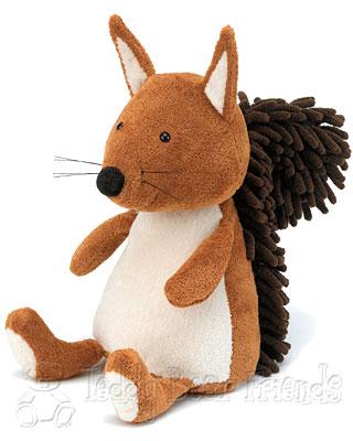 Jellycat Noodle Squirrel