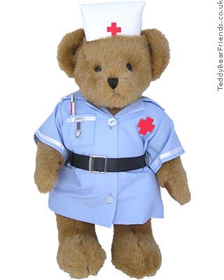 Character Bears Nurse Bear