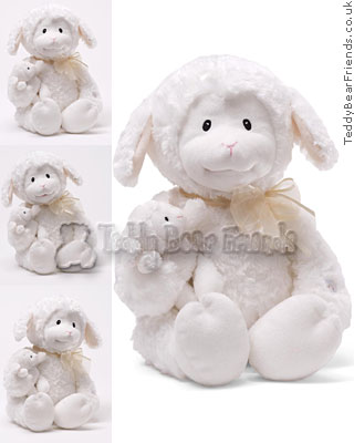 Baby Gund Nursery Time Lamb