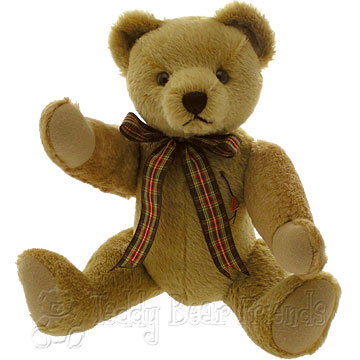 Clemens Spieltiere Old Fashioned Teddy Bear
