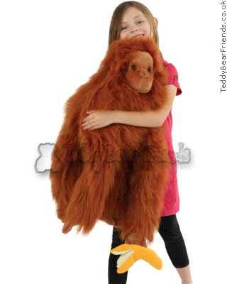 The Puppet Company Orangutan Puppet