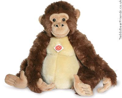 Teddy Hermann Orangutan