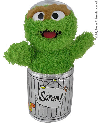 Gund Sesame Street Oscar The Grouch