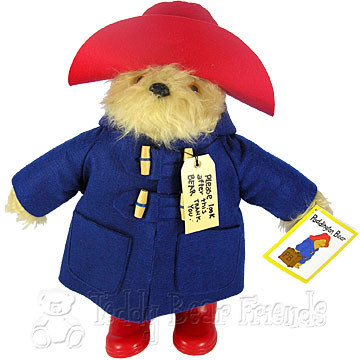 Augusta Du Bay Paddington Bear Traditional Blue