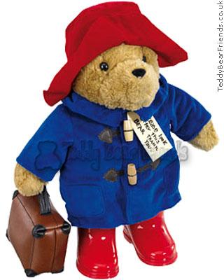 Rainbow Designs Paddington Bear With Bag