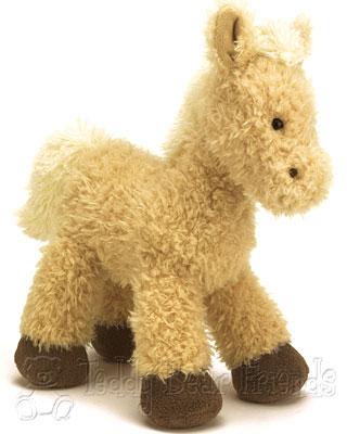Jellycat Palomino Pony